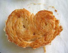 a proper buttery, caramel-y palmier - France (originally)