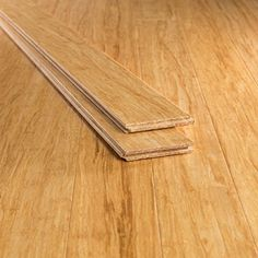 Bamboo Flooring Natural Strand Ambient Bamboo Products, Inc.
