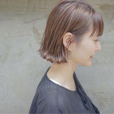 Pin on hair Short Hairstyles For Women, Bob Hairstyles, Short Hair Cuts, Short Hair Styles, Hair Arrange, Androgynous, Hair Pins, Hair Color, Hair Beauty