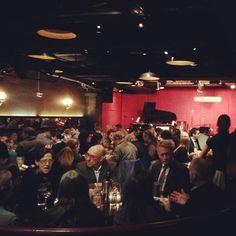 Jazz standard - bar in NYC