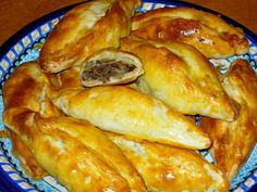 Russian Pirozhki, no yeast dough recipe  ***THIS IS THE RIGHT RECIPE FOR NO YEAST DOUGH***