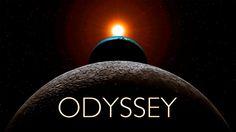 2001 Solar Odyssey [Strauss - The Blue Danube - Also sprach Zarathustra]