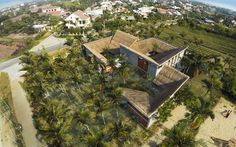 Gallery of Cam Thanh Community House / 1+1>2 - 9