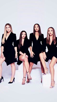 Follow me for more #littlemix #jesynelson #jadethirlwall #perrieedwards #leighannepinnock #strip #womanlikeme #LM5 Jesy Nelson, Cool Girl, My Girl, Perrie Edwards Style, Little Mix Girls, Litte Mix, X Factor, Mix Photo, Mixed Girls