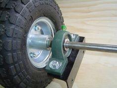 Welding Trailer, Welding Cart, Atv Trailers, Car Trailer, Go Kart Steering, Soap Box Cars, Homemade Trailer, Electric Cargo Bike, Homemade Go Kart