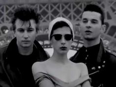 "Depeche Mode - ""Strangelove"" (Official Video) directed by Anton Corbijn Original song from the 'Music for the Masses' album (Sire/Mute Records - Buy th. 80s Music, Music Mix, Music Love, Music Is Life, Music Songs, 80s Songs, Depeche Mode Albums, Soundtrack, Freestyle Music"