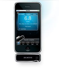 Next blood glucose meter? (Set-up to email readings) iBGStar® - Diabetes management on-the-go Quantified Self, Health Words, Diabetes Management, Type 1 Diabetes, Autoimmune Disease, Applications, Drugs, Health Care, It Works
