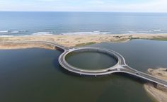 The unspoiled blue waters of the Garzón lagoon – a stone's throw from Uruguay's breathtaking southern beaches – now feature a new ring-shaped bridge, courtesy of Uruguay-born, New York-based architect Rafael Viñoly. 'The concept was to transform ...