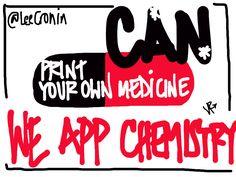 Print your own medicine - Lee Cronin