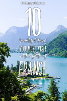 10 Beautiful Towns You Need To Visit In The South Of France - Hand Luggage Only - Travel, Food & Home Blog