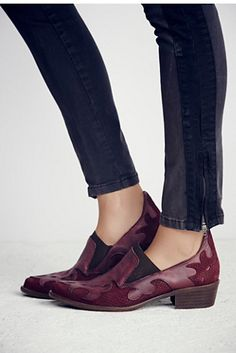 FP Collection Monterey Western Shoe Boot at Free People Clothing Boutique