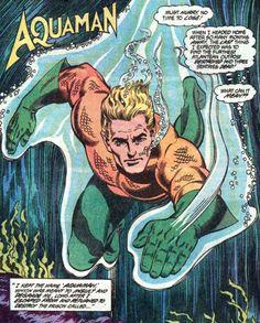 Aquaman - Curt Swan
