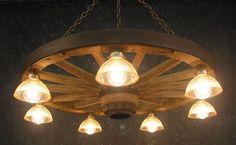 Wagon Wheel Lighting is a popular decorating and lighting style that features the look of old ox and horse wagon wheels from years ago. Unfortunately, most have succumbed to old age, are getting difficult to find, and are very expensive. In response to this, we carry a variety of imitation wheels that carry on the …