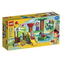 LEGO - Duplo - Never Land Hideout (10513) idée Jacob