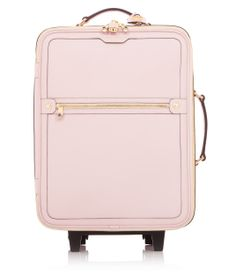 River Island Pink patchwork suitcase ($140) ❤ liked on Polyvore ...