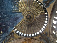 """See 26744 photos from 216987 visitors about historic sites, architecture, and guide. """"Right across from the cistern is the greatest single building in. Hagia Sophia, Historical Sites, Fair Grounds, Celestial, Architecture, Outdoor, Arquitetura, Outdoors, Outdoor Games"""