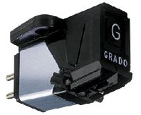 Grado Silver1 Prestige Series Phono Cartridge -frequency response to 60 kHz and beyond