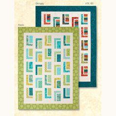 Atkinson Designs: Urban Cabin Quilt Pattern