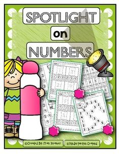 Spotlight On Numbers: Beginning Number ConceptsWelcome Back to School!Are you ready to run off a packet that is low prep and filled with activities that help your primary students build their number sense?This packet provides students with an opportunity to work on beginning number concepts in an engaging,fun filled manner.