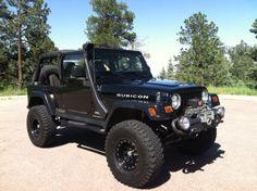 Boss 2005 Jeep Rubicon Unlimited LJ