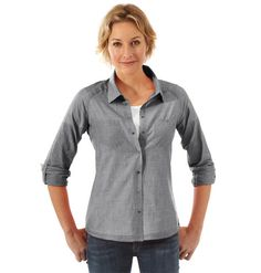 Organic Cotton Riveter Shirt