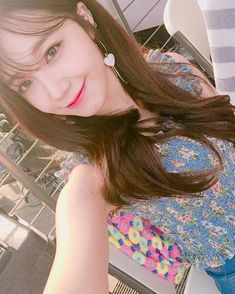 South Korean Girls, Korean Girl Groups, Beautiful Person, Beautiful Women, Eunji Apink, Pink Panda, Eun Ji, Crazy Girls, Korean Music