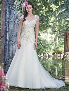 Maggie Sottero wedding dress Chermside
