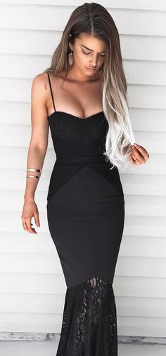 beautiful+black+dress