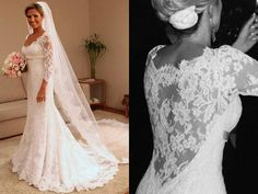 plus size wedding dress sleeves - Google Search
