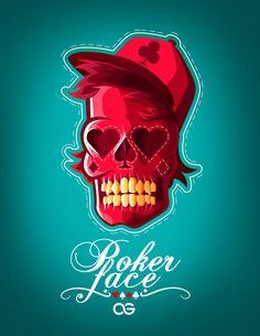 Poker face by ~AndresThePhoenix on deviantART