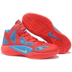 Russell Westbrook Playoff Edition Hyperfuse 2011 Red Blue Glow W Sport Top  Basketball baf645875
