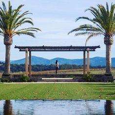 Looking forward to enjoying another beautiful weekend in Napa! Photo: @nyctravelgal #fridayfeeling #carnerosresort #tgif #happyplace #napavalley #travel #carneros #wanderlust #weekendvibes