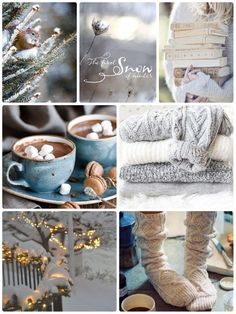 Cosy winterness