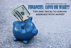 Great tips on how to take charge of your finances! Thedatingdivas.com #money #marriage