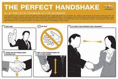 El apreton de manos perfecto