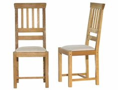 Milton Oak Pair of Dining Chairs Colour Story, Oak Dining Chairs, Living Spaces, Living Room, Lace Curtains, Childrens Room Decor, Sweet Style, British Style, Home Furnishings