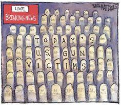 Matt Davies Editorial Cartoon, August 28, 2015     on GoComics.com
