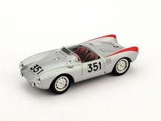 R195 UPD 2013 Porsche 550RS Spyder Mille Miglia 1954 Herrmann / Linge #351