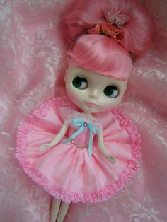 Valentine's Day SALE...Blythe Dolls...New Pink by KittyKatDance