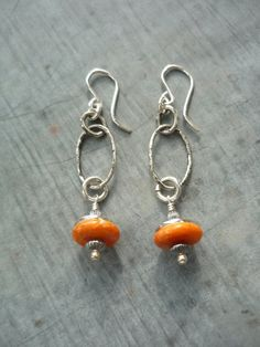 Artisan Handcrafted Spiny Oyster Sterling Silver by sage925studio, $42.00