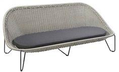 BOREK rope Pasturo sofa iron grey