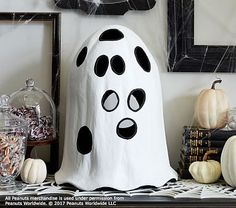 Peanuts® Ghost Luminary #pbkids