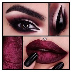 @missjazminad On my eyes I used...Instagram photo | Websta found on Polyvore featuring polyvore