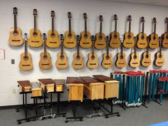 Elementary Music 3T - Guitar for elementary students, and a master curriculum plan!