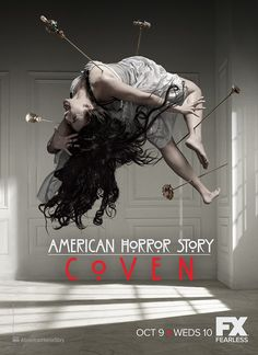 Looking some cool posters from your favorite TV series American Horror Story? Check out the best collection of American Horror Story poster collection here. American Horror Story Coven, American Crime Story, Evan Peters, New Orleans, Image Internet, Fall Tv, Blu Ray, New Poster, Film Serie