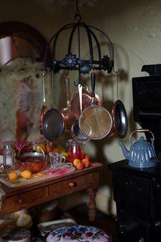 Pot Rack | Flickr - Photo Sharing!