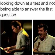 Find images and videos about funny, twenty one pilots and tyler joseph on We Heart It - the app to get lost in what you love. Twenty One Pilots, Twenty One Pilot Memes, Satire, Funny Relatable Memes, Funny Quotes, Emo Band Memes, Emo Bands, Rasengan Vs Chidori, Top Memes