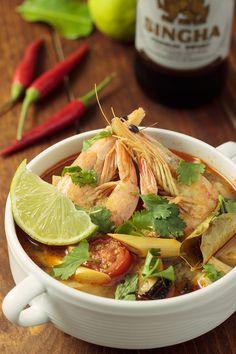 Том Ям Кунг • Guilty Food http://guiltyfood.ru/tom-yum/