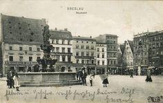Breslau Der Neumarkt