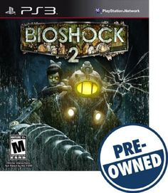 BioShock 2 — PRE-Owned - PlayStation 3, 710425375521